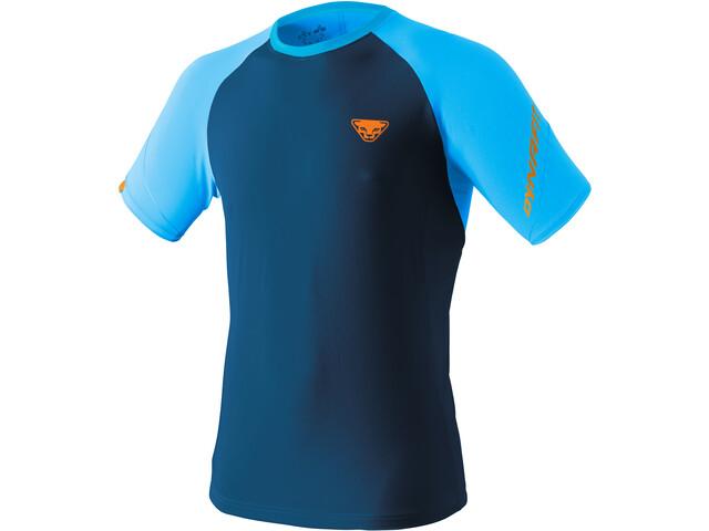 Dynafit Alpine Pro Koszulka z krótkim rękawem Mężczyźni, methyl blue